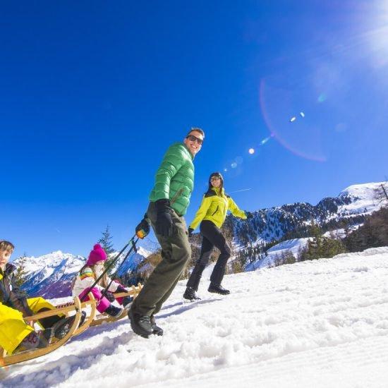 Chalet Schmied - Ferien in Südtirol (1)