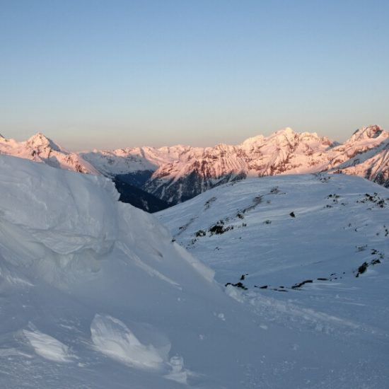 Chalet Schmied - Ferien in Südtirol (2)