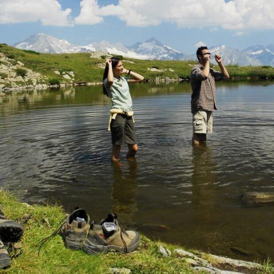Chalet Schmied - Ferien in Südtirol (6)