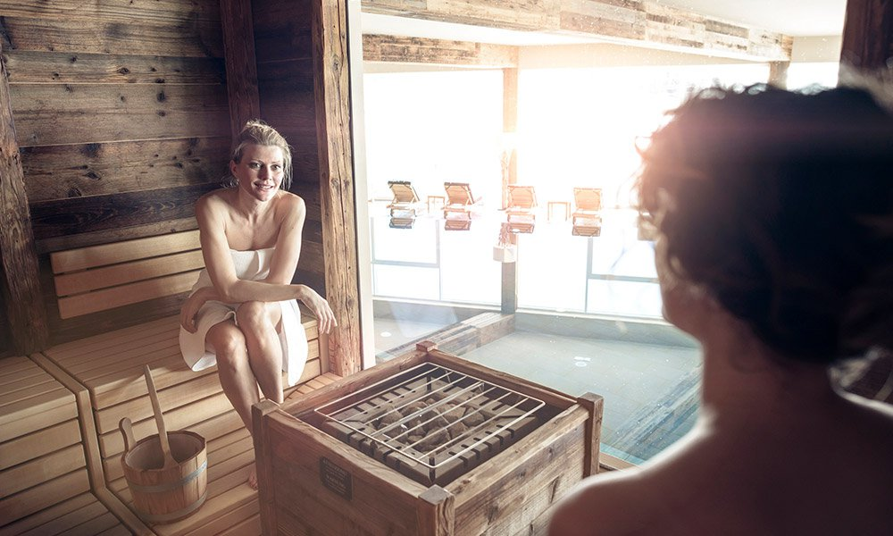 Wellness holiday on Kronplatz: Welcome to our wellness chalet!