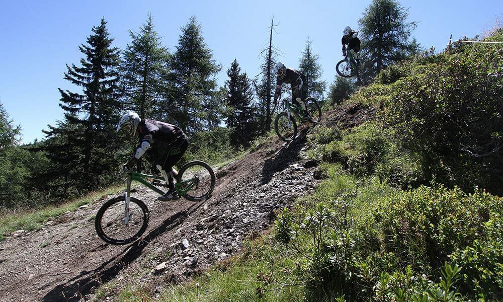 Biking holidays in South Tyrol: on dream routes under the sun of the Puster valley