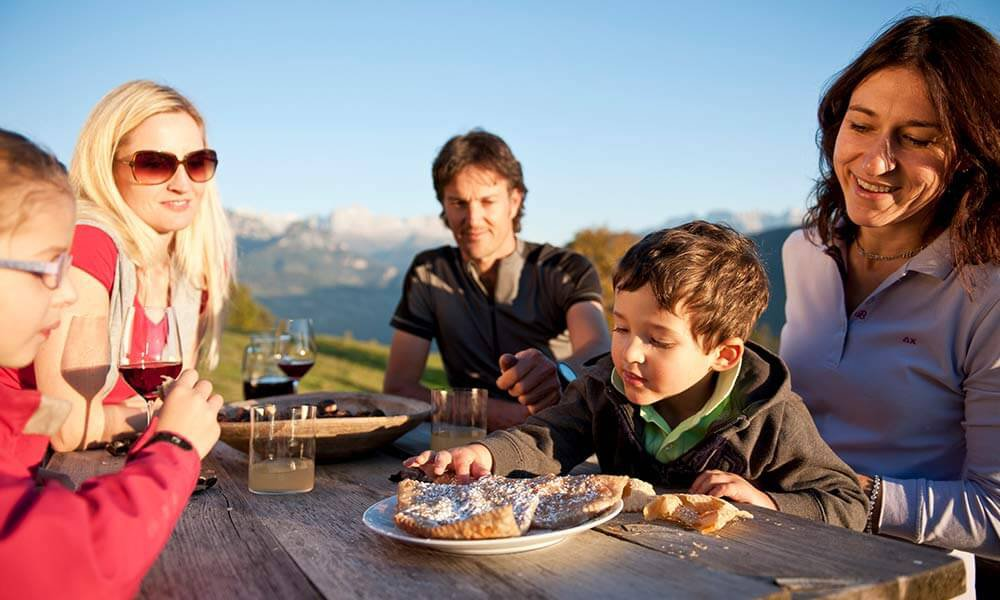 Family holiday at Kronplatz: enjoy South Tyrol together