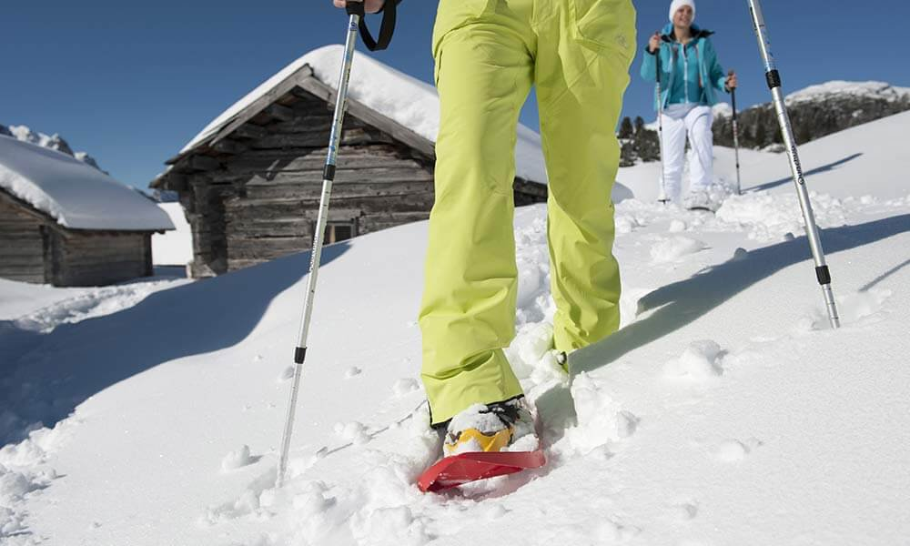 Snowshoeing & ski tours in the Puster valley